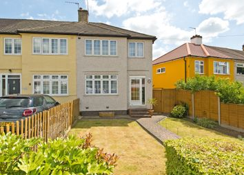 Thumbnail 3 bed semi-detached house for sale in Chantry Road, West Ewell, Epsom