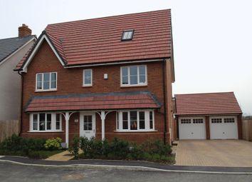 5 bed detached house for sale in Dawson Close, Tadpole Garden Village, Swindon SN25