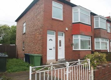 Thumbnail 3 bed flat to rent in Debdon Gardens, Newcastle Upon Tyne