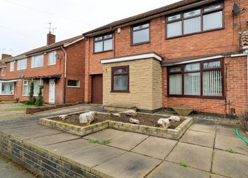 4 bed semi-detached house for sale in Hidcote Road, Oadby, Leicester LE2