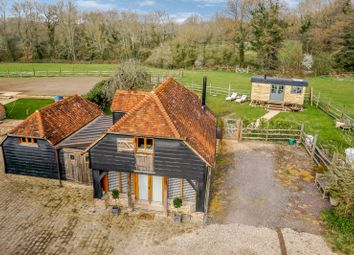 New Road, Wormley, Godalming GU8. 2 bed barn conversion for sale