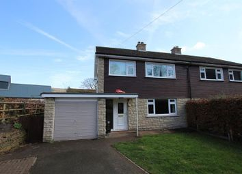 Thumbnail 3 bed semi-detached house for sale in Talybont-On-Usk, Brecon