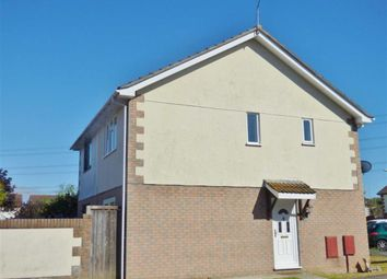Thumbnail End terrace house to rent in Sanderling Close, Weymouth, Dorset