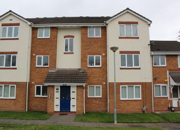 Thumbnail 2 bedroom flat for sale in Wordsworth Close, Tipton