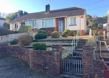 Thumbnail 2 bedroom bungalow for sale in 16 Clifton Crescent, Paignton, Devon
