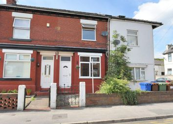 Thumbnail 2 bed terraced house for sale in Cherry Tree Lane, Great Moor, Stockport