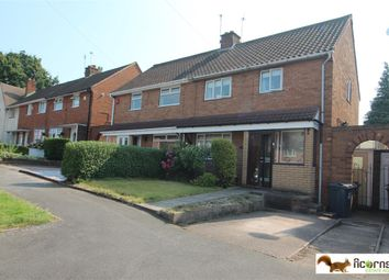 2 bed semi-detached house for sale in Clockmill Road, Pelsall, Walsall WS3