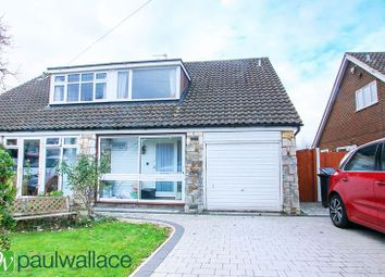 Thumbnail 3 bed semi-detached house for sale in Stains Close, Cheshunt, Waltham Cross