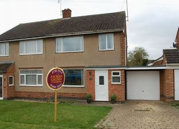 Thumbnail 3 bedroom semi-detached house for sale in Knightcliffe Way, Duston, Northampton