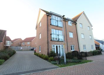 Thumbnail 1 bedroom flat for sale in Elliot Way, Deal