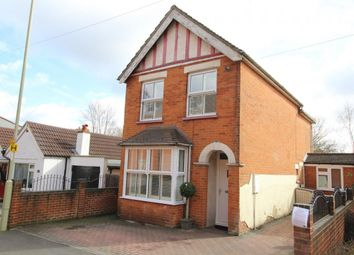 Thumbnail 4 bed detached house for sale in Albert Street, Fleet