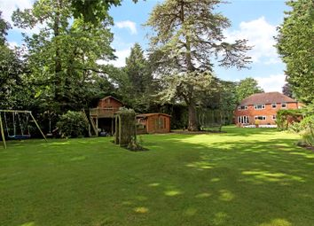 Thumbnail 5 bedroom detached house for sale in High Pine Close, Weybridge, Surrey