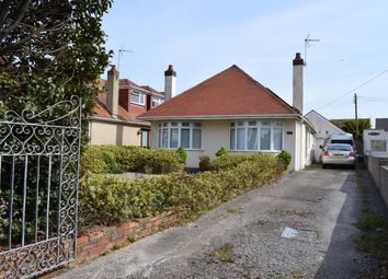 Thumbnail 2 bed detached bungalow for sale in West Road, Nottage, Porthcawl