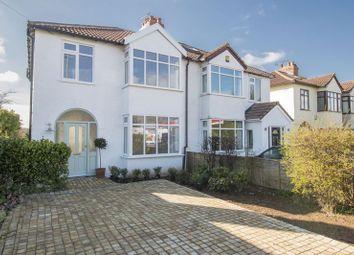Thumbnail 3 bedroom semi-detached house for sale in Bath Road, Keynsham, Bristol