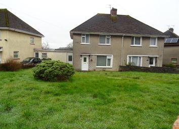 Thumbnail 3 bed semi-detached house for sale in Bryn Gors, Brynmenyn, Bridgend