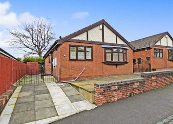 Thumbnail 2 bed detached bungalow for sale in Dean Street, Bucknall, Stoke-On-Trent