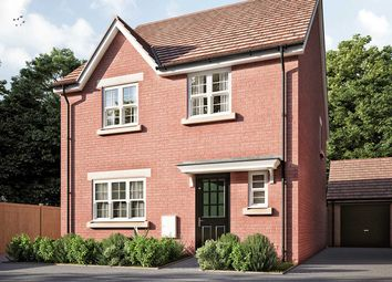 """Thumbnail 4 bed detached house for sale in """"The Mylne"""" at Smug Oak Lane, Bricket Wood, St.Albans"""