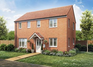 "Thumbnail 3 bed detached house for sale in ""The Clayton Corner "" at Tachbrook Road, Whitnash, Leamington Spa"