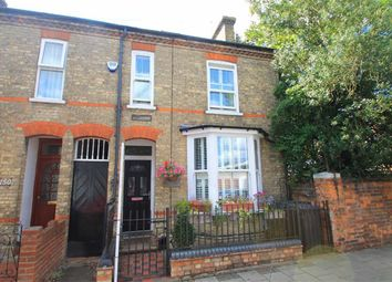 Thumbnail 3 bed end terrace house for sale in Howbury Street, Bedford