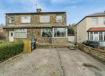 Thumbnail 3 bed semi-detached house for sale in Moorview Grove, Keighley