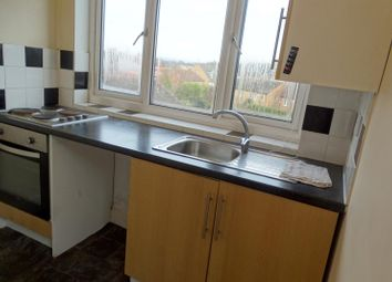 Thumbnail 1 bed flat to rent in Portland Road, Hucknall, Nottingham