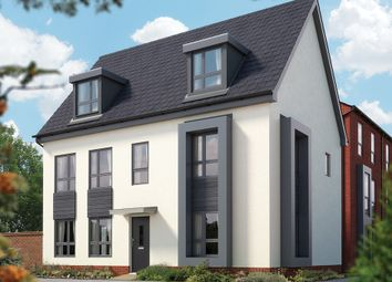 "Thumbnail 5 bed detached house for sale in ""The Stratford"" at Limousin Avenue, Whitehouse, Milton Keynes"