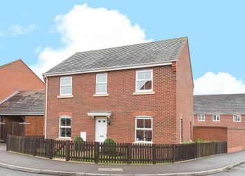 Thumbnail 4 bed detached house to rent in Thatcham, Berkshire