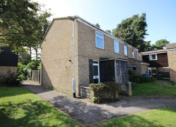 3 bed end terrace house for sale in Claverdon, Bracknell RG12