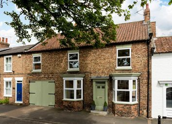 Thumbnail 4 bedroom terraced house for sale in Long Street, Easingwold, York