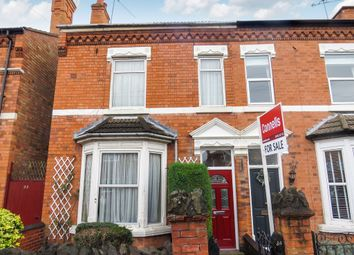 Thumbnail 4 bed semi-detached house for sale in St. Dunstans Crescent, Worcester