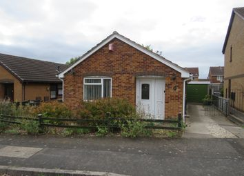 Thumbnail 2 bedroom detached bungalow for sale in York Way, Grantham