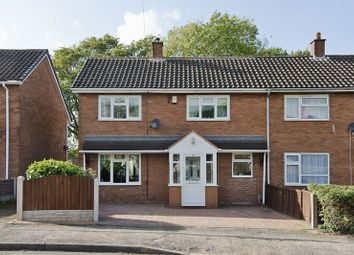 Thumbnail 2 bed semi-detached house for sale in Broadmeadow Lane, Great Wyrley, Walsall