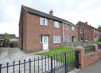 Thumbnail 3 bed semi-detached house for sale in Allendale, Worsbrough, Barnsley