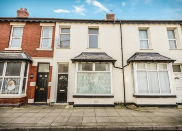 Thumbnail 3 bedroom terraced house to rent in Kent Road, Blackpool, Lancashire
