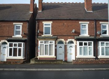Thumbnail 2 bed end terrace house to rent in Stafford Road, Cannock