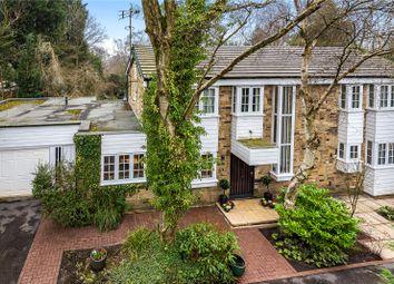 Stonecroft House, Sandmoor Lane, Alwoodley, Leeds, West Yorkshire LS17. 5 bed detached house for sale