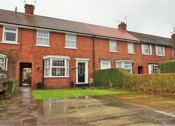 Thumbnail 3 bed terraced house for sale in Eccleston Road, Kirk Sandall, Doncaster