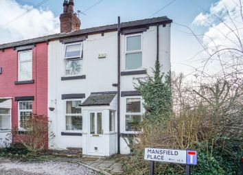 Thumbnail 2 bed end terrace house for sale in Mansfield Place, Leeds