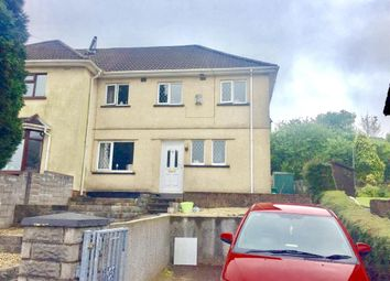 Thumbnail 3 bed property to rent in Ton Hywel, Porth