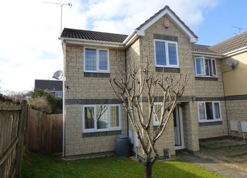 Thumbnail 3 bed detached house for sale in Palmers Leaze, Bradley Stoke, Bristol