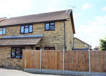 Thumbnail 1 bed semi-detached house for sale in Jenner Way, Aylesford