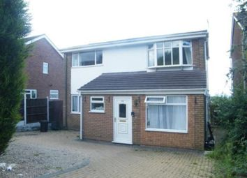 Thumbnail 3 bed detached house for sale in Viewfield Crescent, Dudley, West Midlands