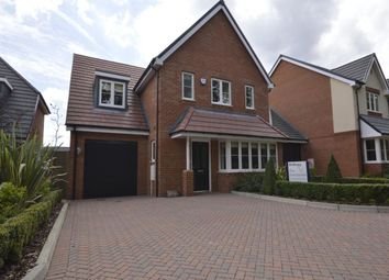 Thumbnail 4 bed detached house to rent in The Dorchester, South Way, Abbots Langley