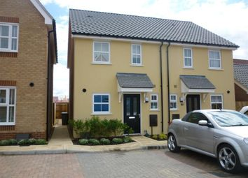 Thumbnail 2 bedroom property to rent in Blackberry Way, Swaffham