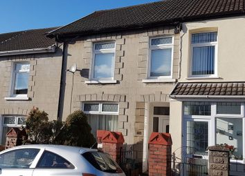 Thumbnail 3 bed terraced house to rent in Argyle Street, Abercynon, Mountain Ash