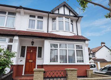 Thumbnail 3 bed end terrace house for sale in Warlingham Road, Thornton Heath