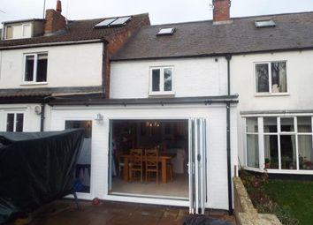 Thumbnail 2 bed terraced house for sale in Mount Pleasant, Uppingham Road, Oakham, Rutland