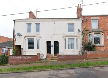Thumbnail 3 bed terraced house for sale in Spencer Street, Ringstead, Kettering