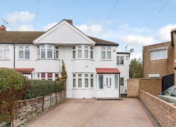 Thumbnail 3 bed detached house for sale in Francis Avenue, Feltham, London