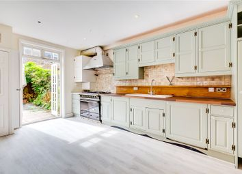Thumbnail 4 bed terraced house to rent in Rowallan Road, London